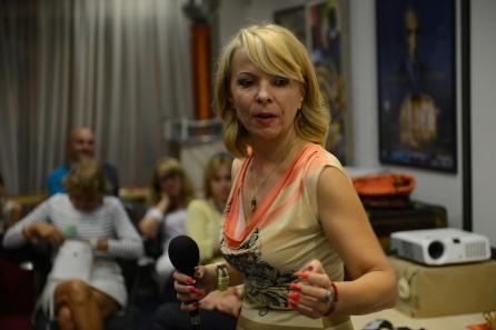 Radionica 13.9.2016. Snežana Prokić