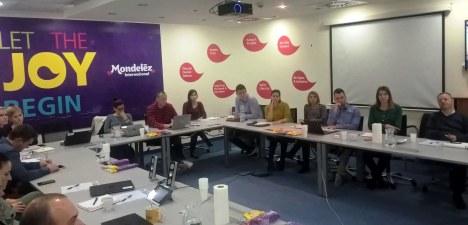 Mondelez Srbija - Promena u korporativnom svetu